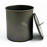 TOAKS - Titanium 750ml Pot without Handle