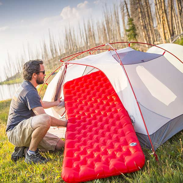 Big Agnes - Matelas Insulated AXL Air Regular
