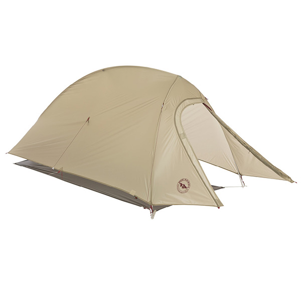 Big Agnes - Tente Ultra légère Fly Creek HV UL1 (High Volume) Olive