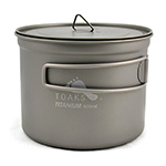 TOAKS - Titanium 900ml Pot 115mm