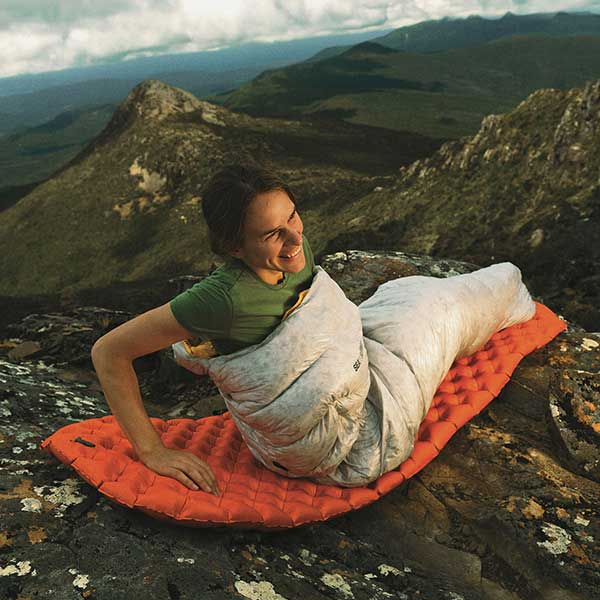 Sea to summit - Matelas gonflant Ultralight Insulated Small (+Airstream Pumpsack)