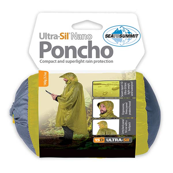 Sea to summit - Ultra-Sil Nano 15D Poncho