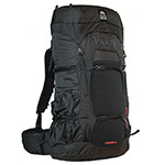Granite Gear - Sac à dos Crown2 60 - Black Red Rock