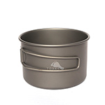 TOAKS - Titanium Bowl 550 ml 103 mm