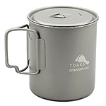 TOAKS - Titanium 750ml Pot