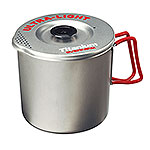 Evernew - Ti Pasta Pot 1000 ml