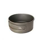 TOAKS - Titanium Bowl 550 ml 118 mm
