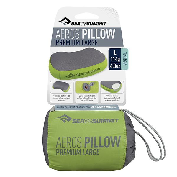 Sea To Summit - Oreiller Aeros Premium Pillow Large